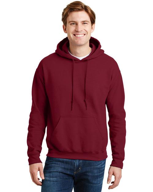 Gildan 12500 Men Ultra Blend Pullover Hooded Sweatshirt Cardinal Red at bigntallapparel