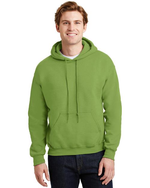 Gildan 18500 Men Heavy Blend Hooded Sweatshirt Kiwi at bigntallapparel