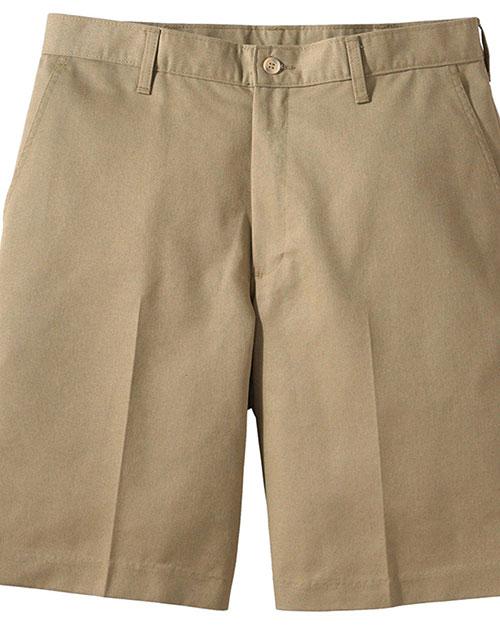Edwards 2460 Men Flat Front Short 11\