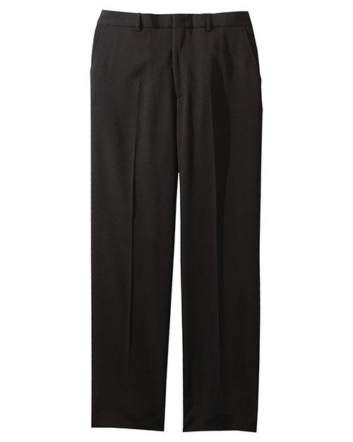 Edwards 2550 Men Classic Fit Trouser Pant Black at bigntallapparel
