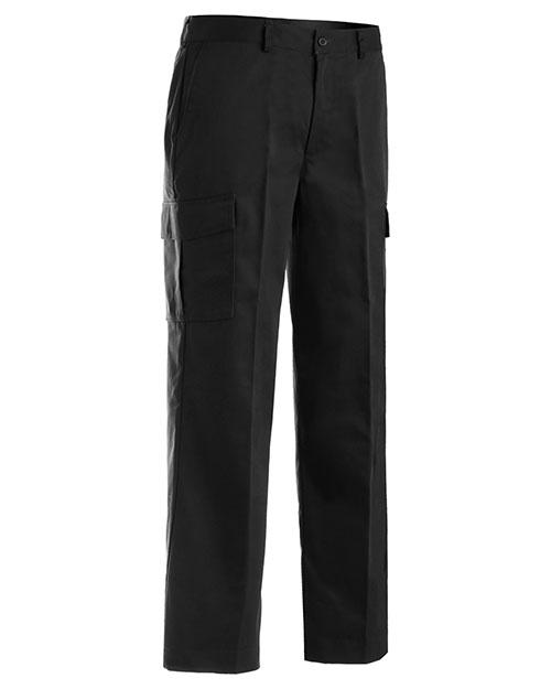 Edwards 2568 Men Utility Cargo Pant Black at bigntallapparel