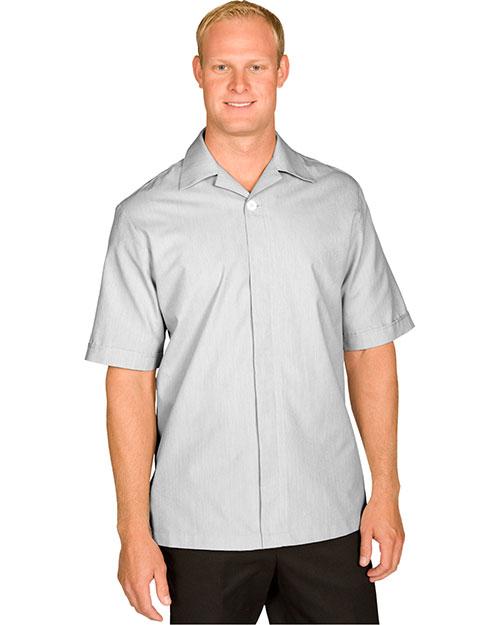 Edwards 4287 Women Pincord Tunic Dark Grey at bigntallapparel