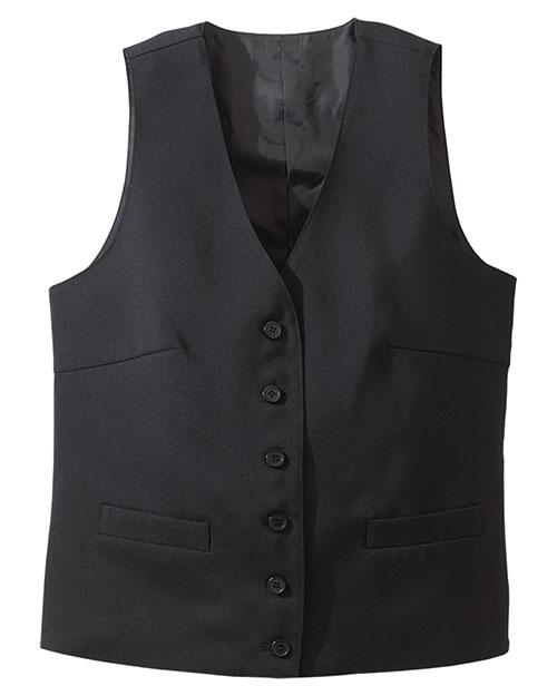 Edwards 7550 Women Firenza Vest Black at bigntallapparel
