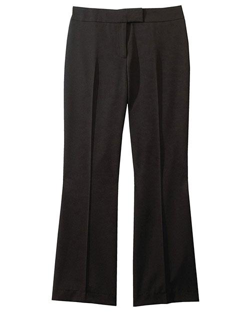 Edwards 8550 Women Low Rise Boot Cut Pant Black at bigntallapparel