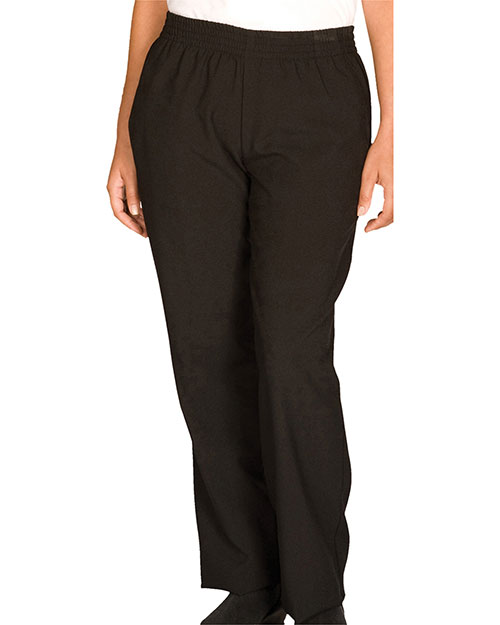 Edwards 8897 Women Pull-On-Pant Black at bigntallapparel