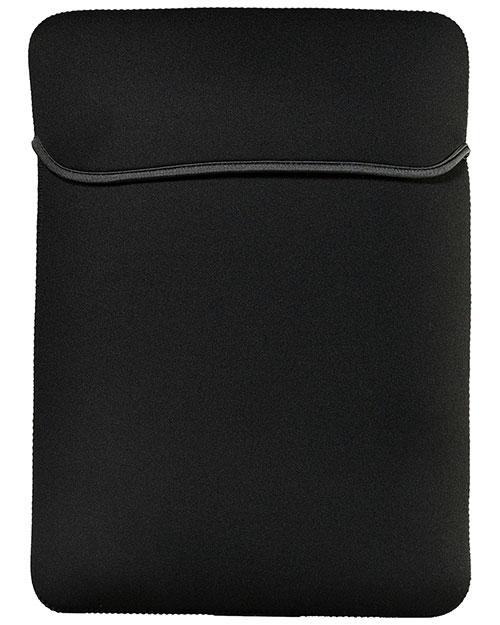 Port Authority BG650S  Basic Tablet Sleeve Black at bigntallapparel