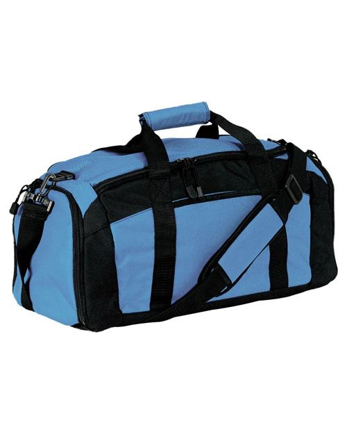 Port & Company BG970  Gym Bag Carolina Blue at bigntallapparel