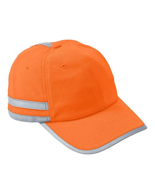 Cornerstone CS801   Ansi Safety Cap Safety Orange at bigntallapparel