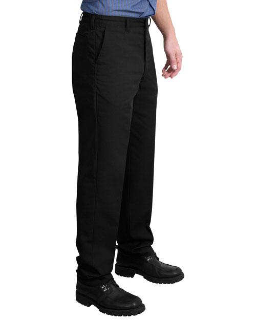 Cornerstone PT60 Men Elastic Insert Pant Black at bigntallapparel