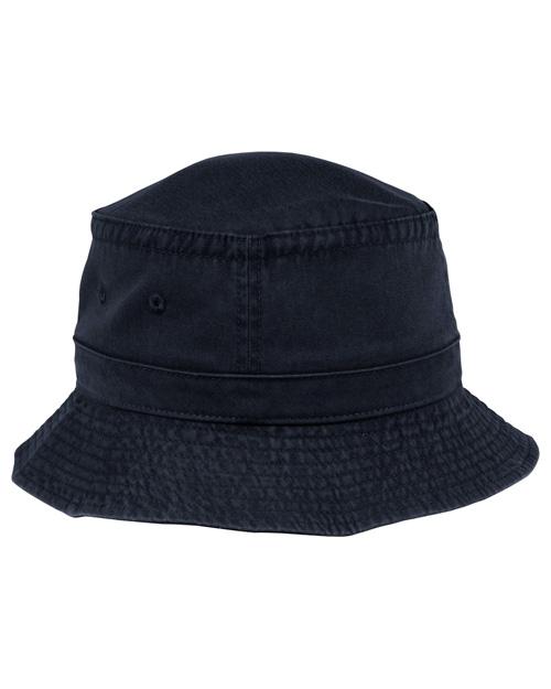 Port Authority PWSH  Sportsman Hat Classic Navy at bigntallapparel