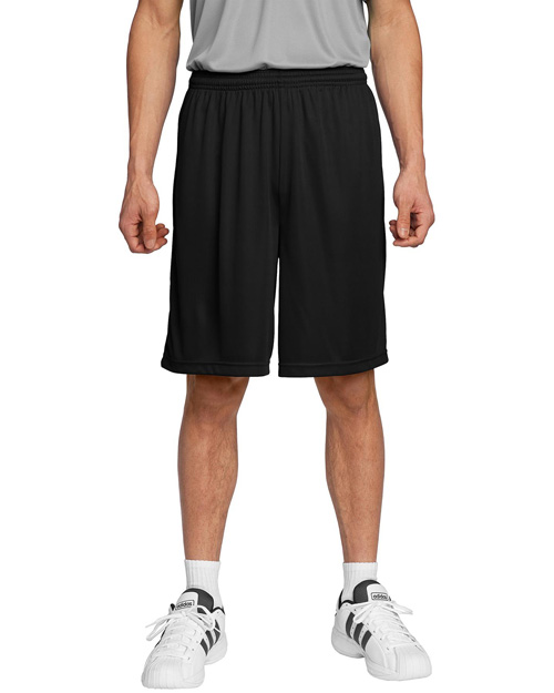 Sport-Tek ST355 Men Competitor Short Black at bigntallapparel