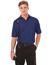 Blue Generation BG1053 Men Adult Tactical Shirt  -  Navy Large Solid at bigntallapparel