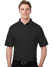 Tri-Mountain 108 Men Micromesh Polo Golf Shirt