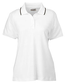 Ashworth 1149C Women Performance Wicking Blend Polo