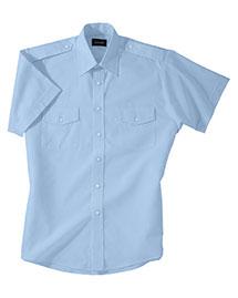 Edwards 1212 Women Short Sleeve Navigator Shirt at bigntallapparel