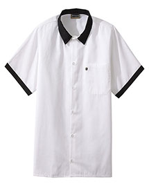 Edwards 1304 Men  Cook Shirt
