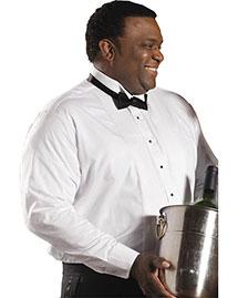 Edwards 1390 Women Tuxedo Shirt