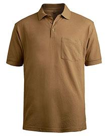 Edwards 1505 Men Pique Polo Short Sleeve With Pocket