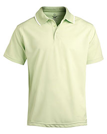 Edwards 1575 Men Tipped Collar Dry-Mesh Hi-Performance Polo at bigntallapparel