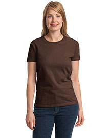 Gildan 2000L Women Menultra 100% Cotton T-Shirt