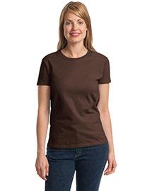 Gildan 2000L Women Menultra 100% Cotton T-Shirt at bigntallapparel