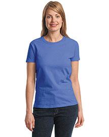 Gildan 2000L Women Menultra 100% Cotton T-Shirt
