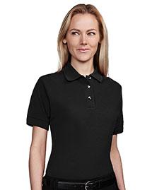 Tri-Mountain 202 Women 60/40 Stain Resistant Pique Golf Shirt at bigntallapparel