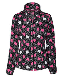Heartsoul 20311 Women Warmup Jacket at bigntallapparel