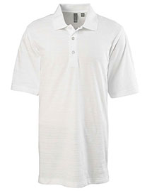 Ashworth 2203C Men Ez-Tech Short-Sleeve Textured Polo