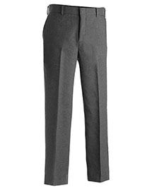 Edwards 2290 Men Polyester Flat Front Pant at bigntallapparel