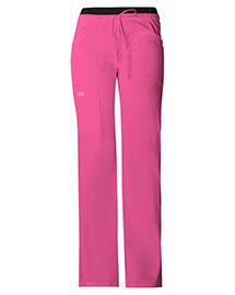 Cherokee Workwear 24001P Women Low Rise Drawstring Cargo Pant at bigntallapparel