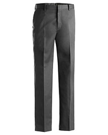 Edwards 2510 Men Business Casual Flat Front Pant at bigntallapparel