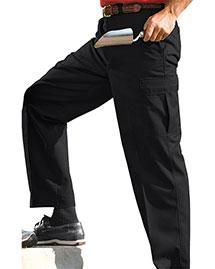 Edwards 2575 Men Blended Chino Cargo Pant at bigntallapparel
