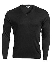 Edwards 265 Women  Value V-Neck Sweater at bigntallapparel