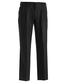 Edwards 2695 Men Polyester Pleated Pant at bigntallapparel