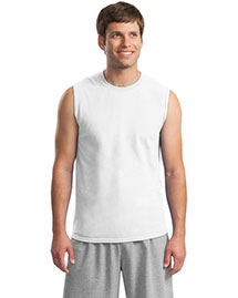 Gildan 2700 Men Ultra Cotton Sleeveless T Shirt