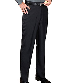 Edwards 2795 Men Polyester No Pocket Flat Front Casino Pant at bigntallapparel