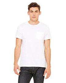 Canvas 3021 Men 4.2 Oz. Jersey Pocket T-Shirt