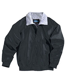 Tri-Mountain 3400 Men Nylon Jacket With Jersey Lining
