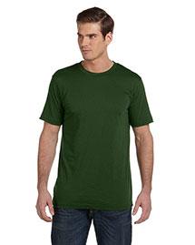 Canvas 3402 Men 3.8 Oz. Sunset Vintage T-Shirt