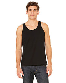 Bella 3480 Men  Jersey Tank at bigntallapparel