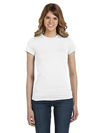 Anvil 379 Women Semi-Sheer Crewneck T-Shirt
