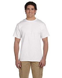 Fruit Of The Loom 3931 Men   5.4 Oz. Heavy Cotton T-Shirt at bigntallapparel