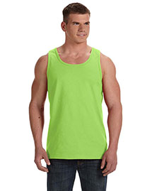 Fruit Of The Loom 39TKR Men  5 Oz., 100% Heavy Cotton Hd Tank at bigntallapparel