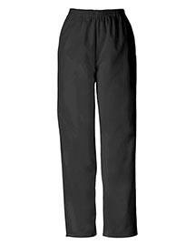 Cherokee Workwear 4001P Women Natural Rise Tapered Leg Pullon Pant at bigntallapparel