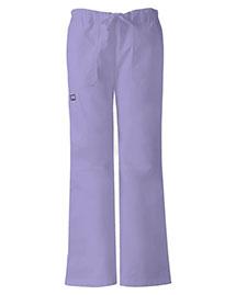 Cherokee Workwear 4020 Women Low Rise Drawstring Cargo Pant