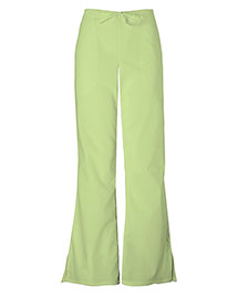 Cherokee Workwear 4101T Women Natural Rise Flare Leg Drawstring Pant