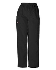Cherokee Workwear 4200P Women Natural Rise Tapered Lpullon Cargo Pant
