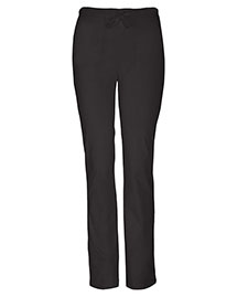Cherokee Workwear 4203P Women Mid Rise Slim Drawstring Pant