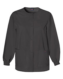 Scrub Hq 4350 Women Snap Front Warmup Jacket